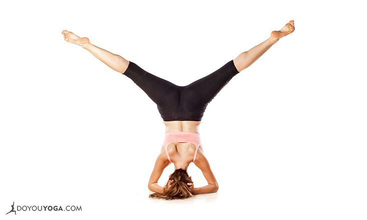 7 Yoga Poses To Prepare For Headstand