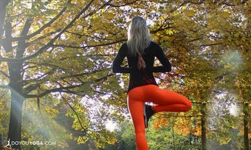 Seasonal Yoga for Autumn