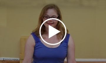Meet Jessica Parsons — The First Female Yoga Instructor With Down Syndrome (VIDEO)