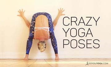 7 Crazy Yoga Poses That Look Humanly Impossible