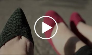 These Are The Eco-Friendly Shoes You'd Actually Wear (VIDEO)