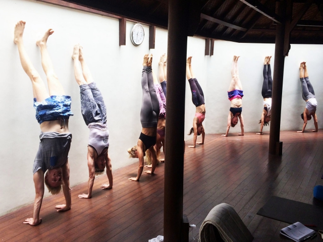 yoga teacher training bali -week 2---