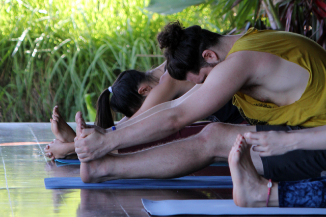 yoga teacher training bali week 2