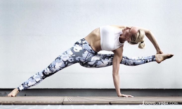 5 Yoga Poses To Prepare For Visvamitrasana Doyou