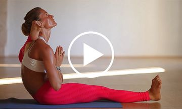 Peace in the Practice: A Powerful Ashtanga Flow (VIDEO)