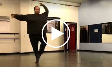 This Guy is Showing the World That Dancers Come In All Sizes (VIDEO)