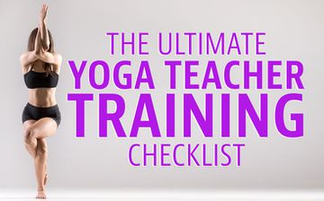 10 Things You Should Know When Choosing a Yoga Teacher Training Program