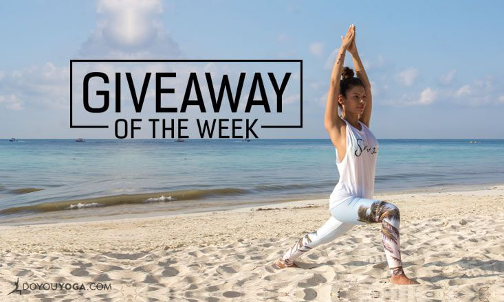 Giveaway – 3 x Limited Edition △TWOFIVE△ Yoga Pants