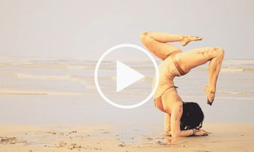 Meghan Currie On Why Yoga is the Most Intimate Experience (VIDEO)