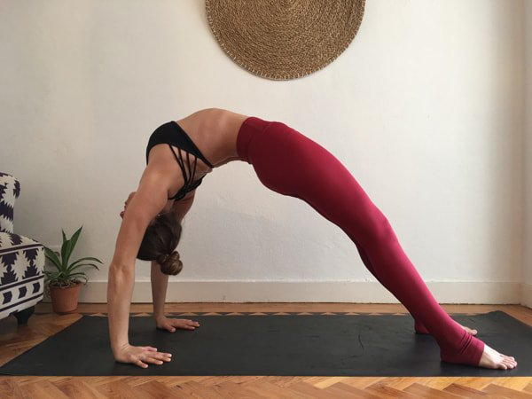 5 Challenging Variations Of Wheel Pose Doyou