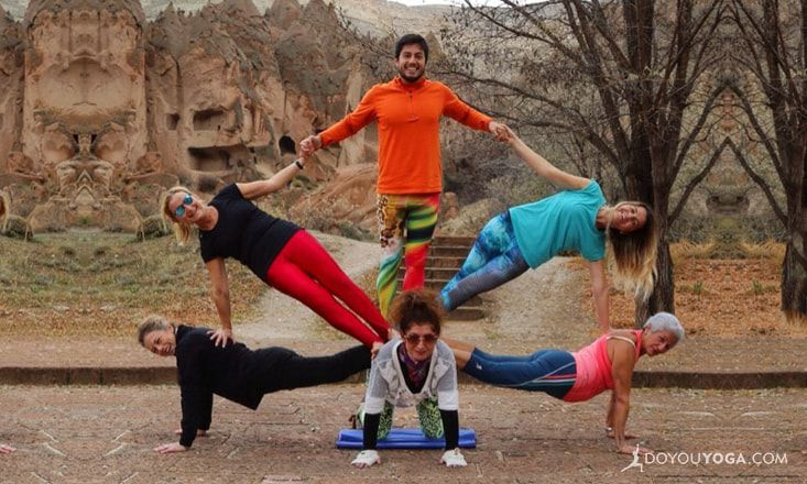 5 Things You'll Learn When You Work as a Volunteer Yoga Teacher