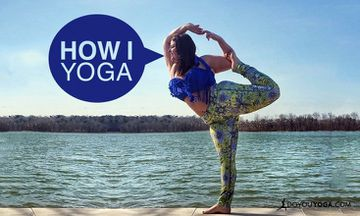 I'm Brittany Richard, And This Is How I Yoga