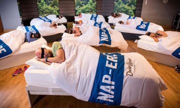 This UK Gym is Offering Napping Classes and They Sound Glorious