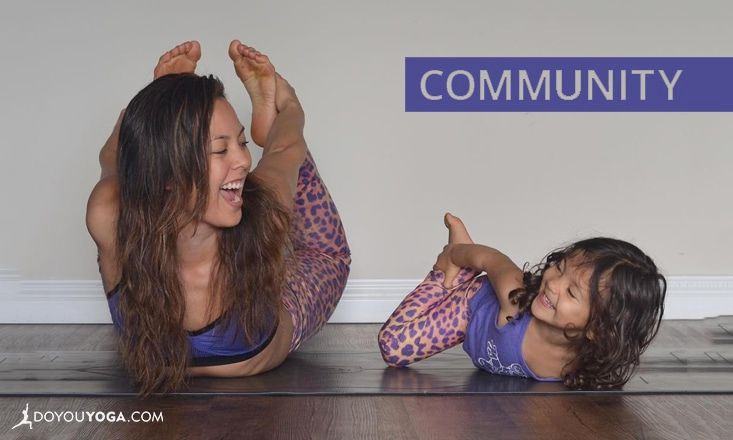 5 Ways Yoga Makes Me a Better Mom