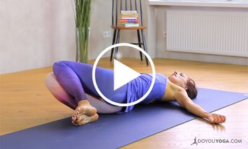 Morning Pilates to Get You Pumped Up for the Day (VIDEO)
