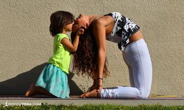 Top 5 Things Yoga Taught Me About Motherhood