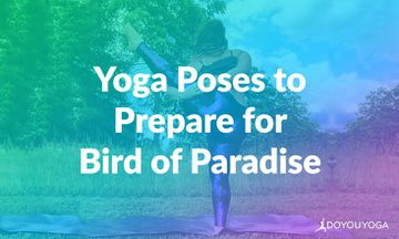 8 Yoga Poses to Prepare for Bird of Paradise Pose