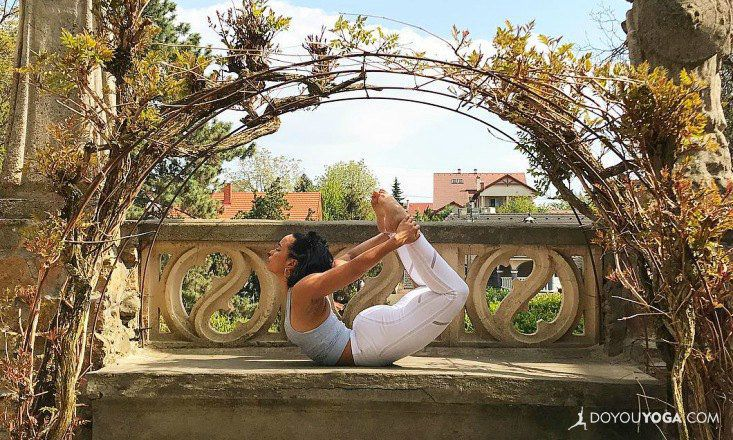 A Yogi's Guide to Dhanurasana or Bow Pose